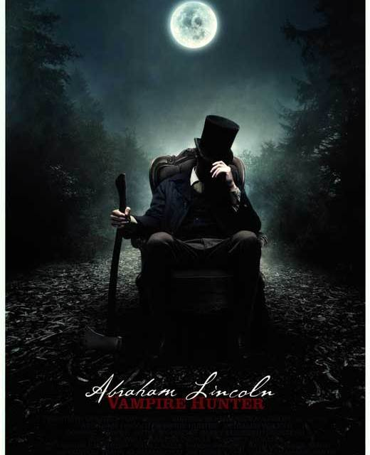 Movie Review: 'Abraham Lincoln, Vampire Hunter'