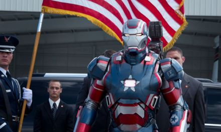 Video Of The Day:  Official Trailer For 'Iron Man 3'
