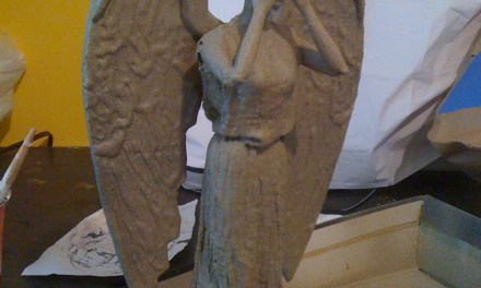 How-To: From Barbie To Weeping Angel