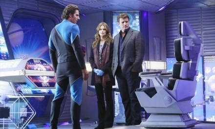 'Castle' Goes Boldly To 'The Final Frontier'