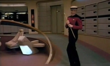 Video Of the Day!: Patrick Stewart Sings for Gene Roddenberry