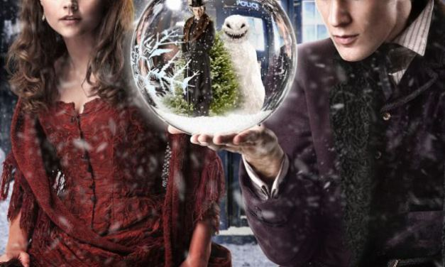 Clara Saves The Doctor in Doctor Who Christmas Special