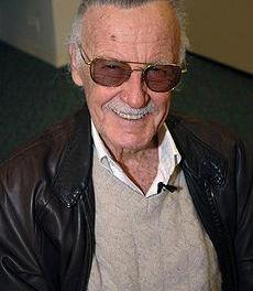 Happy 90th Birthday Stan Lee!
