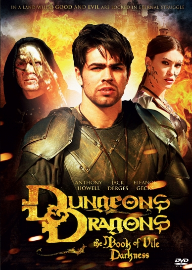 Movie Review: 'Dungeons and Dragons 3: The Book of Vile Darkness'