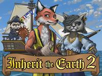 Kickstart This: Furry Adventure Game 'Inherit The Earth 2'