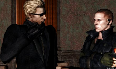 Resident Evil 6 and the Wesker Bomb