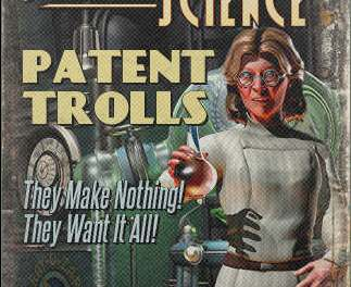 Lawyers Unchained – Patent & Trademark Trolls In The News