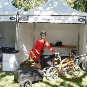 Jay Nadeau and bikes