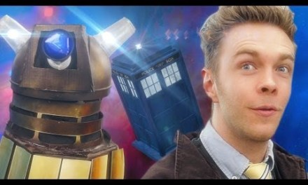Video Of The Day: Doctor Who and the Dalek Companion