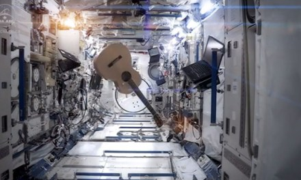 """Video Of The Day: Cmdr Chris Hadfield & """"Space Oddity"""""""
