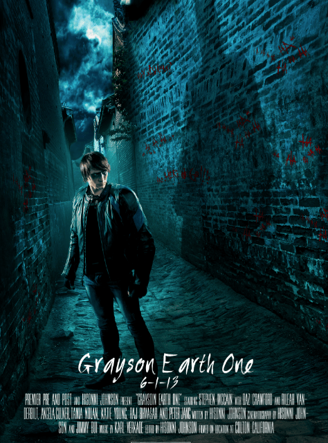 Film Review: 'Grayson: Earth One'