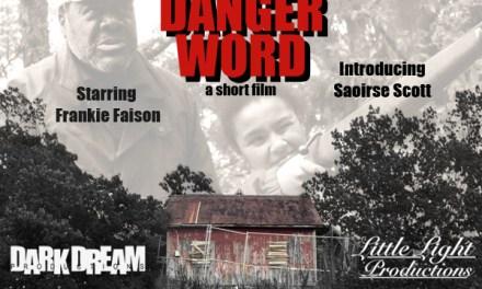 """Kickstart This: Steven Barnes' Zombie Film """"Danger Word"""""""