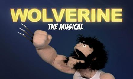"""Video Of The Day:  Glove & Boots' """"Wolverine, The Musical"""""""