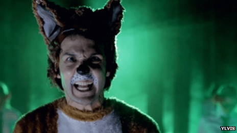 Video Of The Day: What Does The Fox Say?