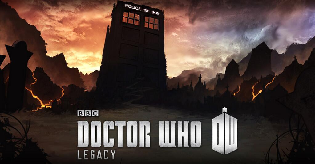 'Doctor Who: Legacy' For iOS & Android Releases Nov 27
