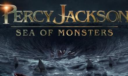 Alicia Glass Reviews 'Percy Jackson: Sea of Monsters'