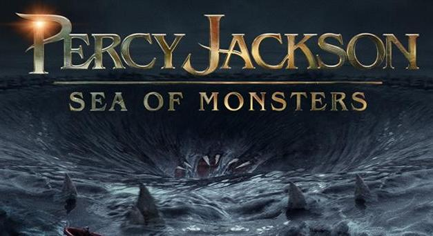 Alicia Glass Reviews 'Percy Jackson: Sea of Monsters'