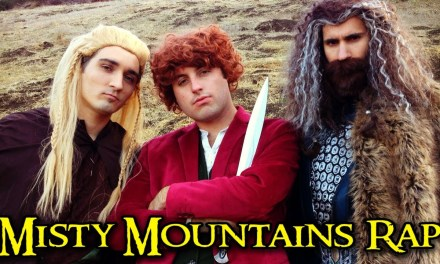 Video of the Day:  Warp Zone's 'Misty Mountains Rap'