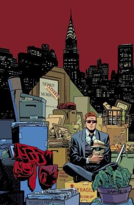 Cover of Daredevil #36