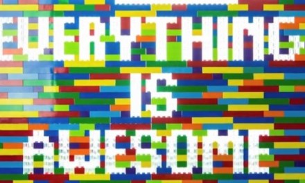 Video of the Day:  Everything is Awesome!