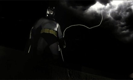 Video of the Day: Live Action Batman Animated Intro