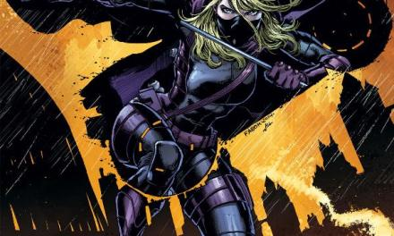 DC Comics' Stephanie Brown Returns as The Spoiler