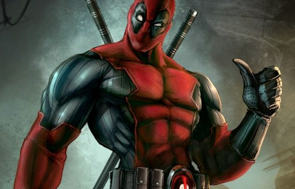 Deadpool Movie Confirmed for February 2016