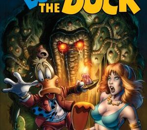 'Howard the Duck' Returns In Omnibus Reprint