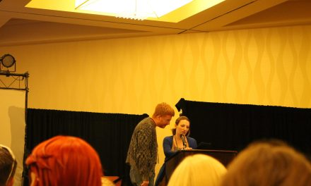 Kraken Con 2014: Caitlin Glass