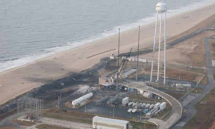 Update: Antares Rocket Incident Investigation