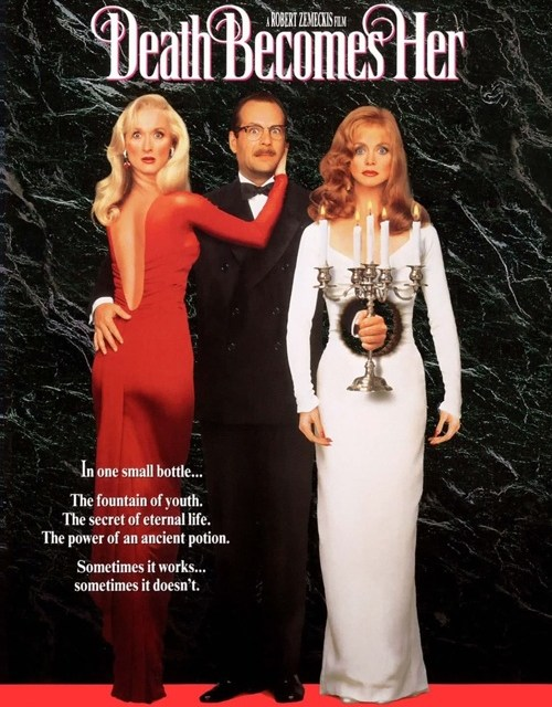 Krypton Radio's Days of Darkness: 'Death Becomes Her'