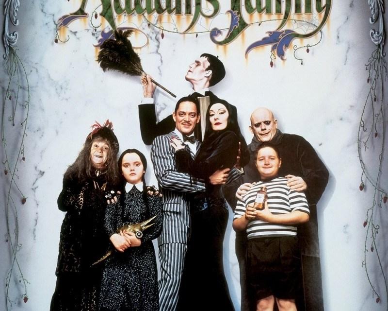Krypton Radio's Days of Darkness: 'The Addams Family'