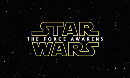 Star Wars VII Gets Title: 'The Force Awakens'