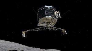 Philae Descent