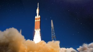 Orion Liftoff