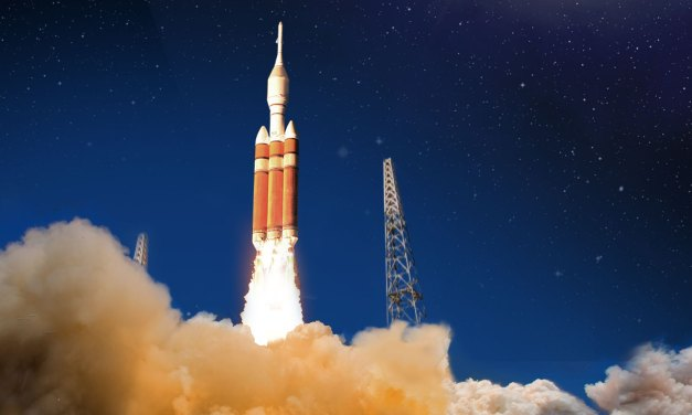 NASA Orion Successfully Launches