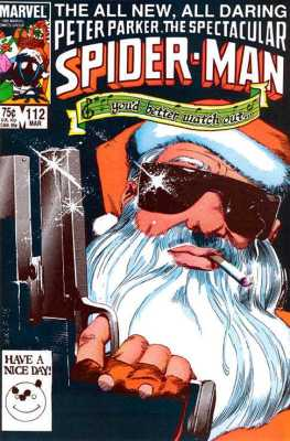 Spec Spider-Man 112