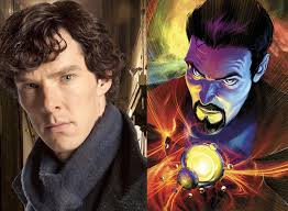 It's Finally Official: Cumberbatch is Doctor Strange!