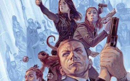 Four-Color Bullet: 'S.H.I.E.L.D.' #1