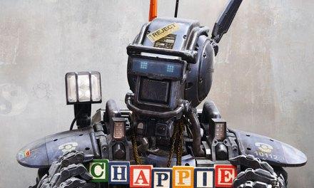 Krypton Radio 1st Look: 'Chappie' Full Trailer