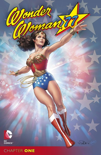 Writer: Mark Andreyko Artists: Drew Johnson and Romulo Fajardo, Jr. DC COMICS