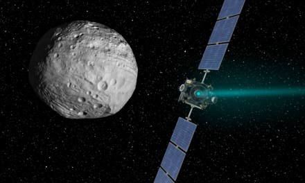 Dawn Probe Delivers New Images of Ceres