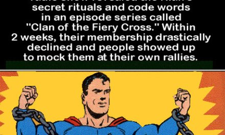 The Ku Klux Klan and 'The Adventures of Superman'