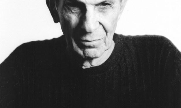 Farewell, Leonard Nimoy (1931-2015)