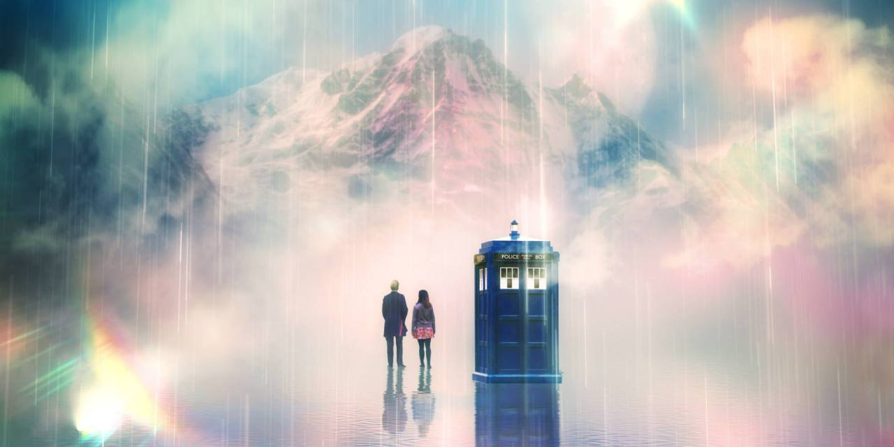 Video of the Day: The TARDIS Dematerializes in a New Way