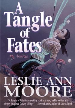 On 'The Event Horizon': Leslie Ann Moore
