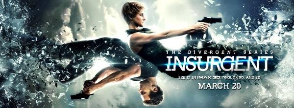 Movie Review: 'The Divergent Series: Insurgent'