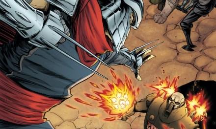 Four-Color Bullet: 'Teenage Mutant Ninja Turtles' #44