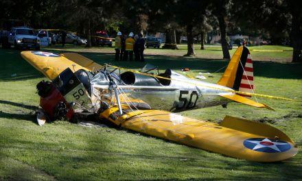 Harrison Ford Survives Plane Crash
