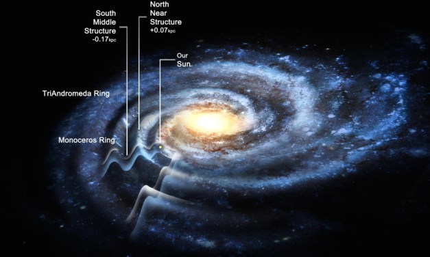 Galaxy Bigger Than We Thought